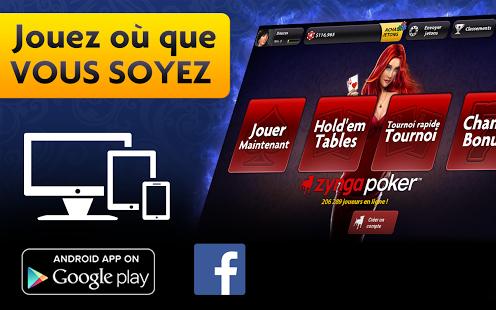 Application Zynga Poker