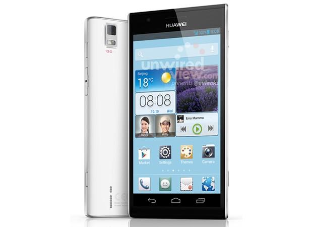 Photo : Huawei Ascend P2