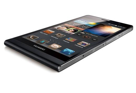Photo : Huawei Ascend P7