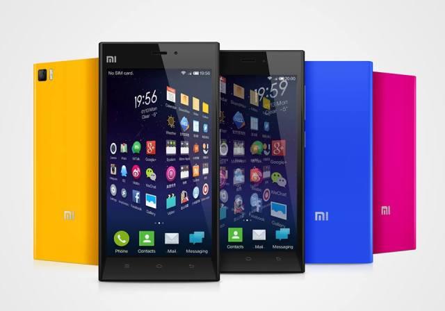 Photo : Xiaomi Mi3S
