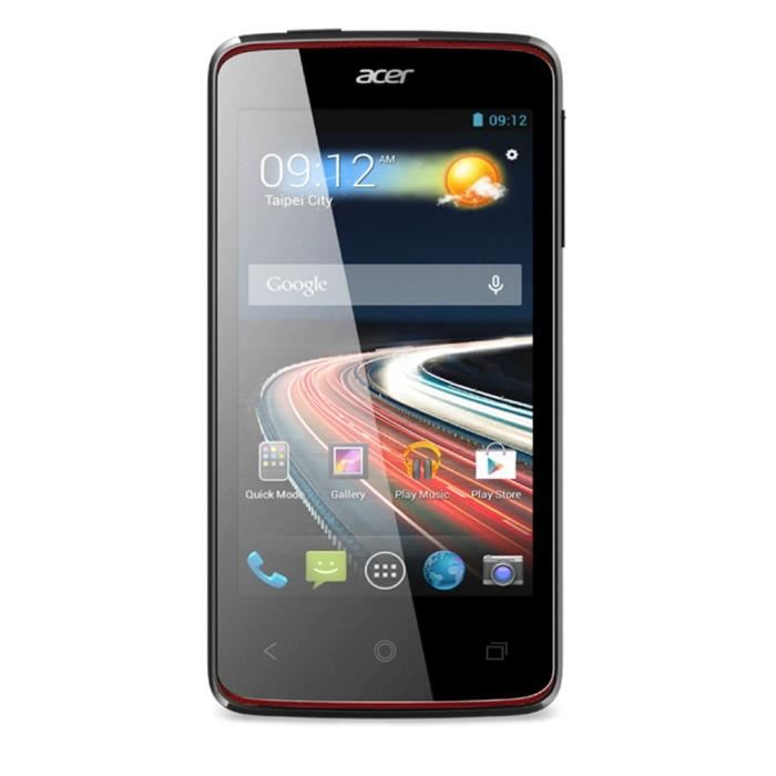Photo : Acer liquid Z4 duo