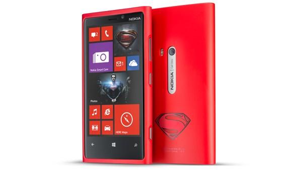 Photo : Nokia Superman