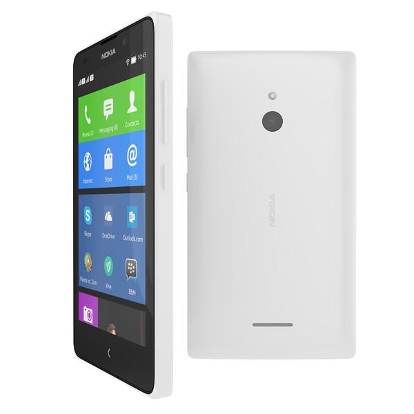 Photo : Nokia XL