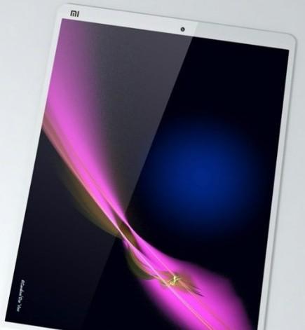 Photo : Xiaomi miPad