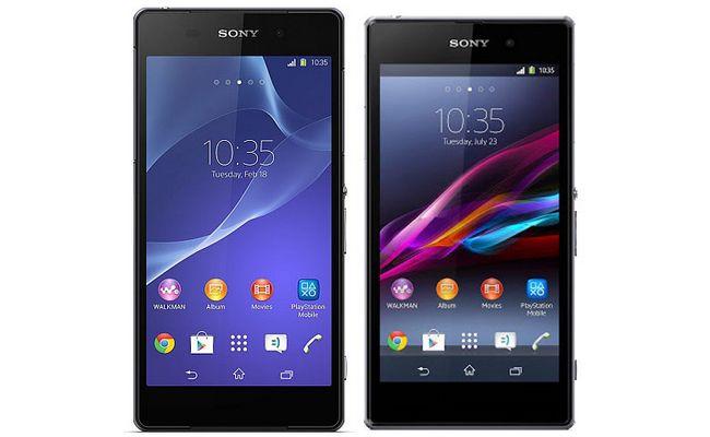 Photo : Sony Xperia Z2
