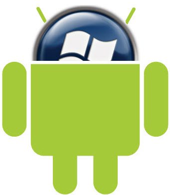 Android pour Microsoft
