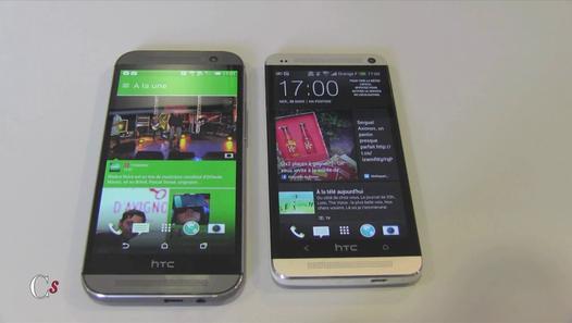 Samsung Galaxy S5 vs HTC One M8
