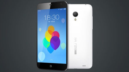 Photo Meizu MX3