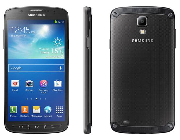 Photo : Samsung Galaxy S4 Active