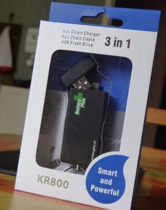 Photo : Battery Plus KR800