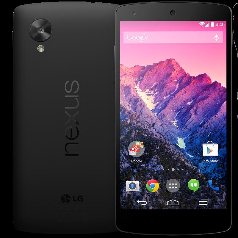 Photo : Nexus 5