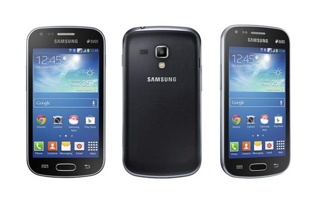 Photo : Samsung Galaxy Core 2 Duos