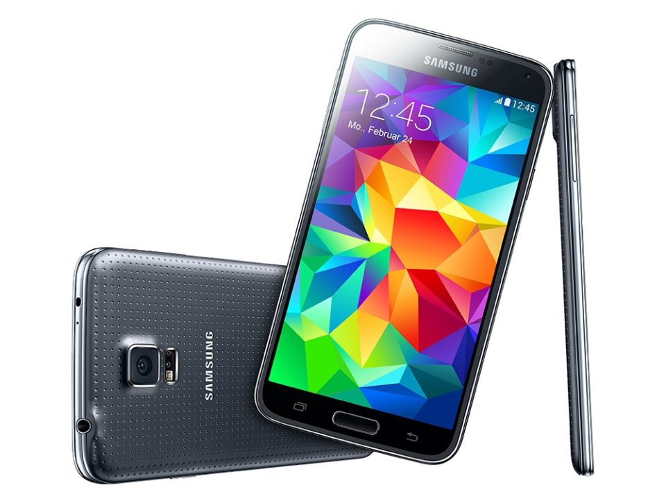 Photo : Samsung Galaxy S5 LTE-A
