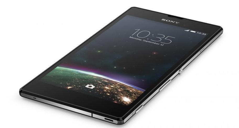 Photo : Sony Xperia T3