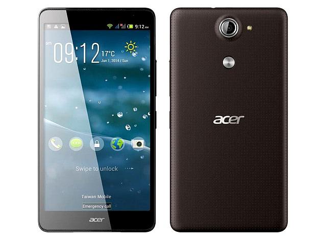Photo : Acer Liquid X1