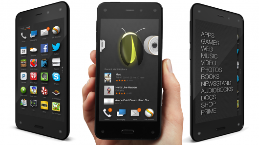 Photo : Amazon Fire Phone