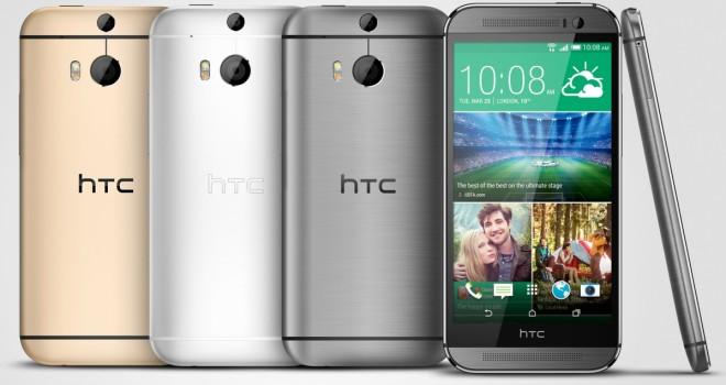 Photo : HTC One M8 Advance