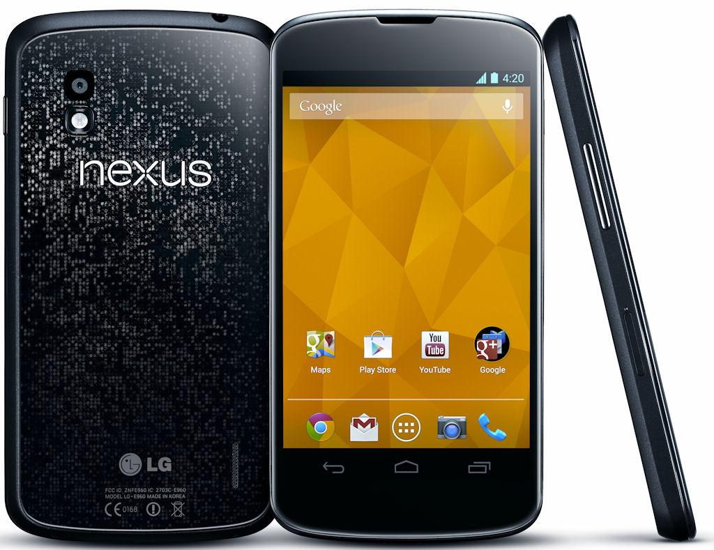 Photo : Nexus 4