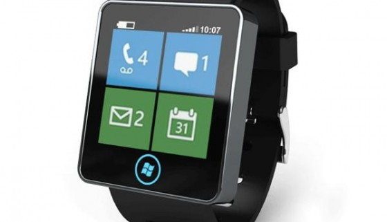 Photo : Microsoft Smartwatch