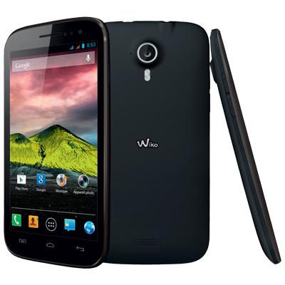 Photo : smartphones Wiko