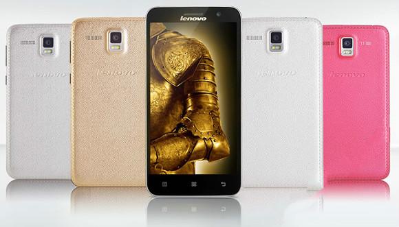 Photo : Lenovo Golden Warrior A8