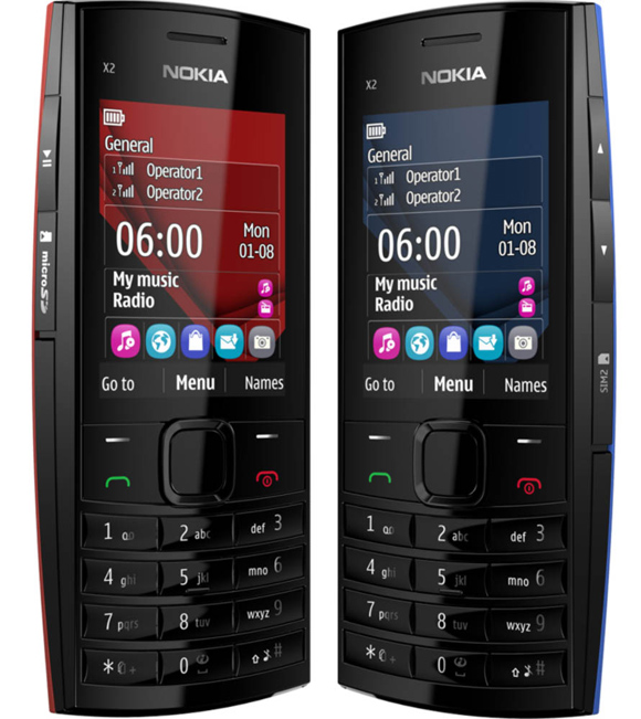 Photo : Nokia X2 Dual SIM