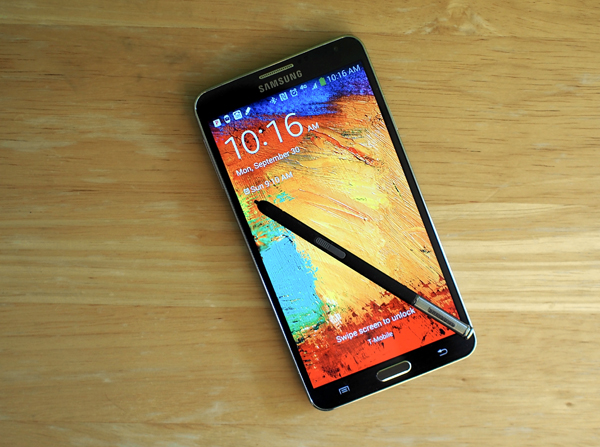 Photo : Samsung Galaxy Note 5