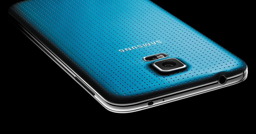 Photo : Samsung Galaxy S5