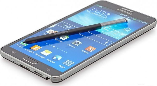 Photo : Galaxy Note 4