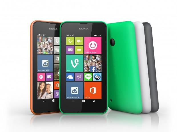 Photo : Microsoft Lumia 530