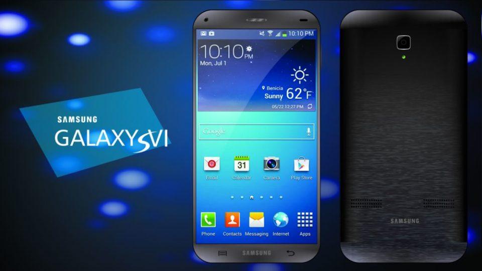 Photo : Samsung Galaxy S6