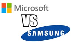Samsung se fait attaquer pour une histoire de brevets