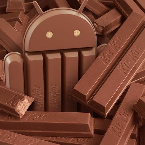 Photo : Android Kitkat