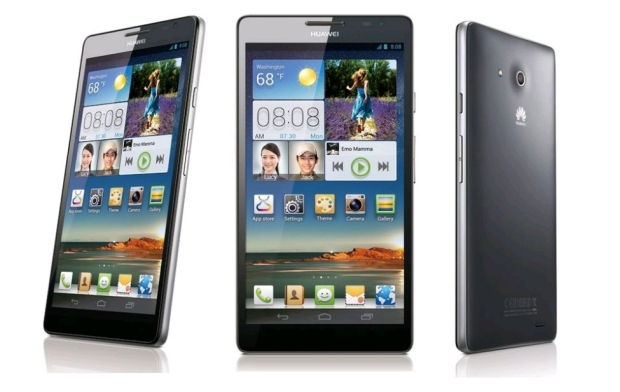 Photo : Huawei Ascend Mate 7