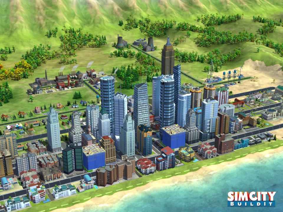 Photo : SimCity Built It