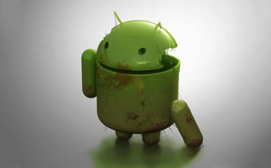 Photo : Android malware