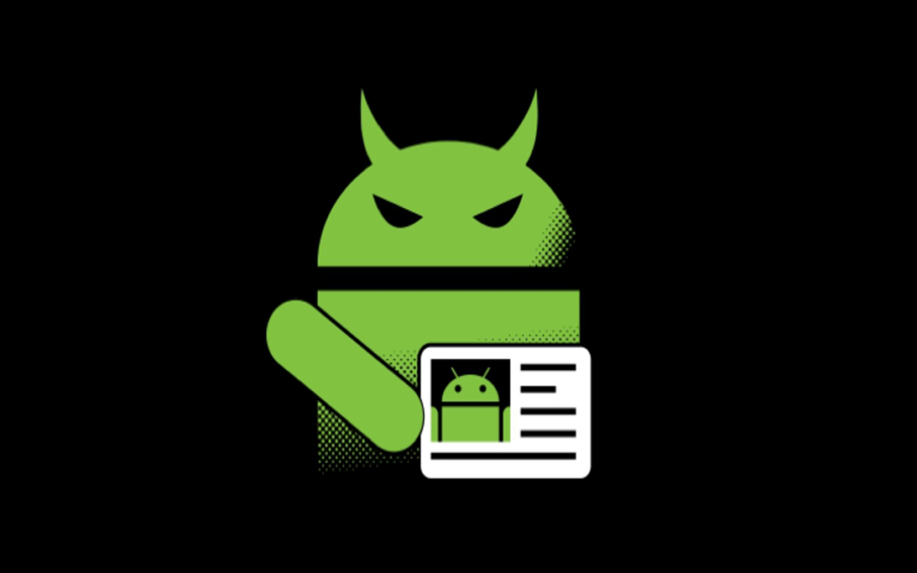Photo : faille de sécurité Android