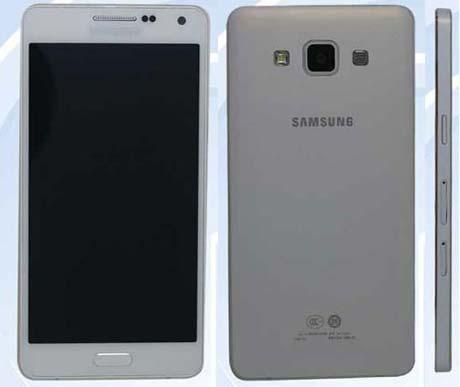 Photo : Galaxy A5