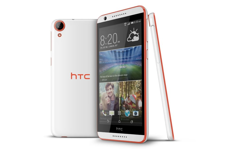 Photo : HTC Desire 820 mini