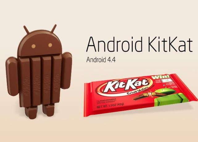 Android 4.4 KitKat 8574