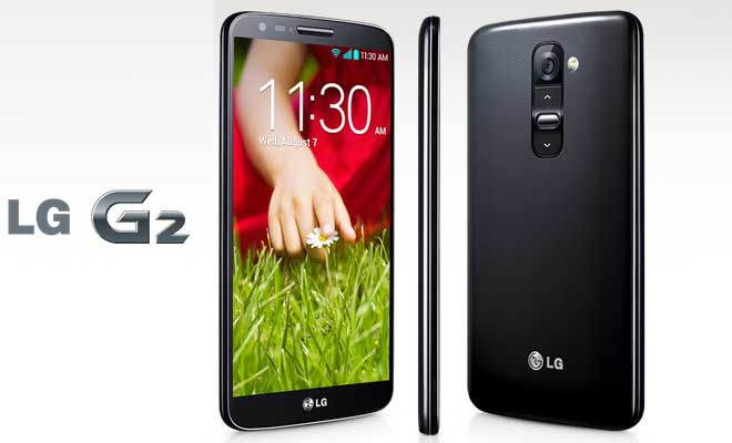 LG G2 Smartphone 2911