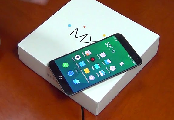 Photo : Meizu MX4