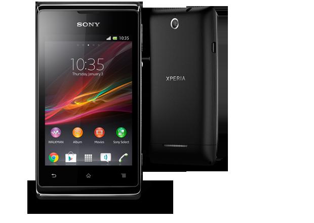 Sony Xperia E 2011013