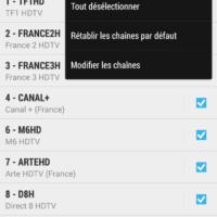 Test HTC One max HTC TV 3