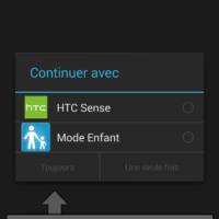 Test HTC One max Mode enfant 1