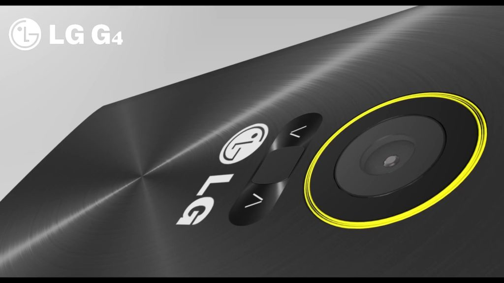 Photo : LG G4