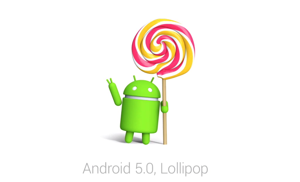 Photo : mise à jour Android Lollipop