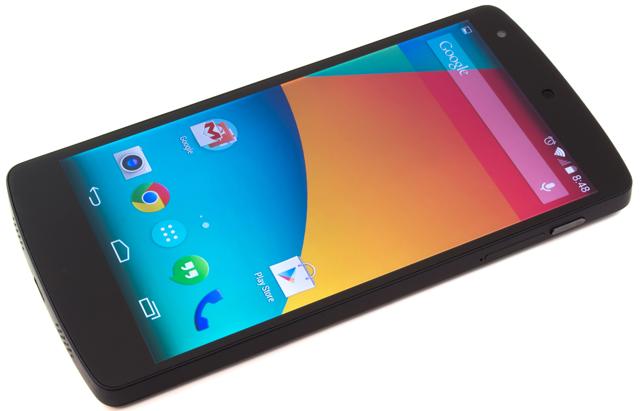 test Nexus 5 002