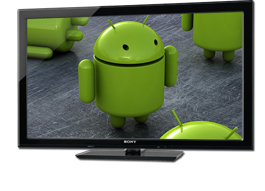 Photo : Android TV