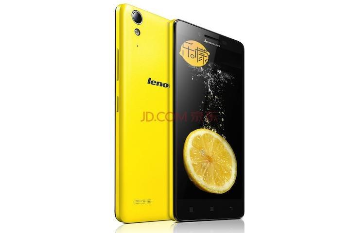 Photo : Lenovo K3 Music Lemon